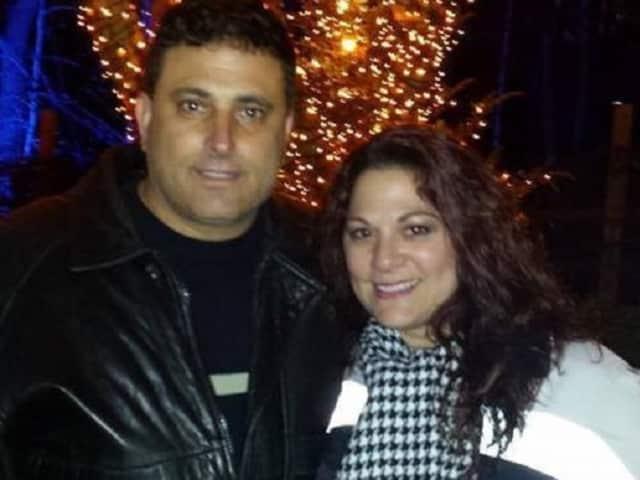 Sandy and Stephanie Mazzella