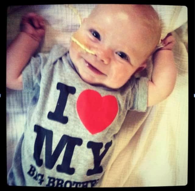 Hayden died of congenital heart defect.