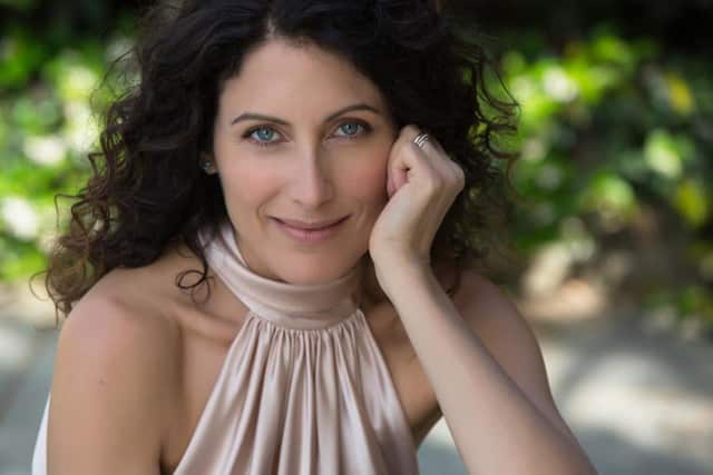 Lisa Edelstein, of Wayne, is turning 50 this week.-