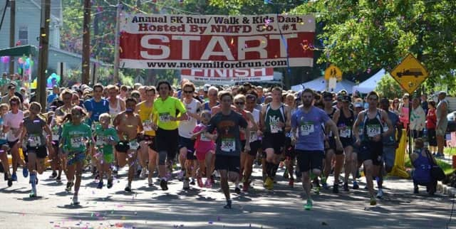 Get ready to run with New Milford Fire Company.