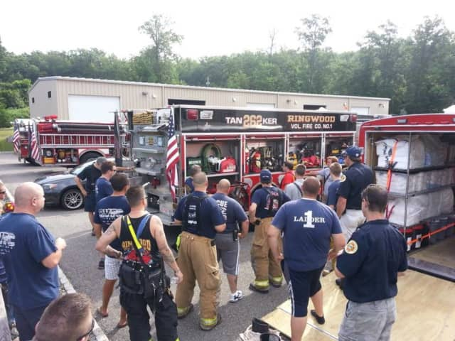 Ringwood Fire Department companies will be celebrating new equipment with a May event.