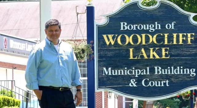 Woodcliff Lake Mayor Carlos A. Rendo.
