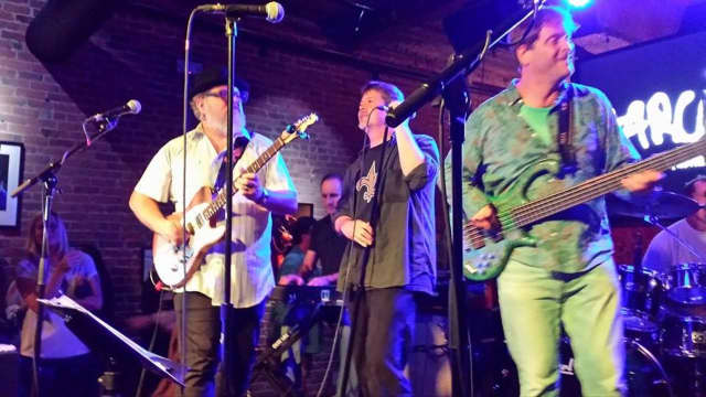 Crimson Rose, Westchester County's longest running Grateful Dead tribute band, reunites once again at Garcia's at The Capitol Theatre on Friday, Oct. 9.