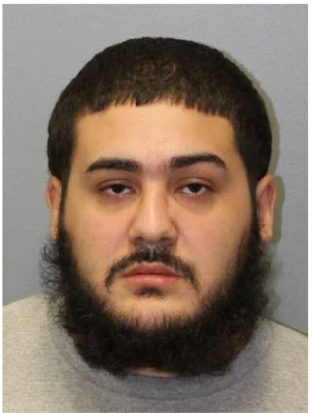 Chris Rosado, 23, of Newark