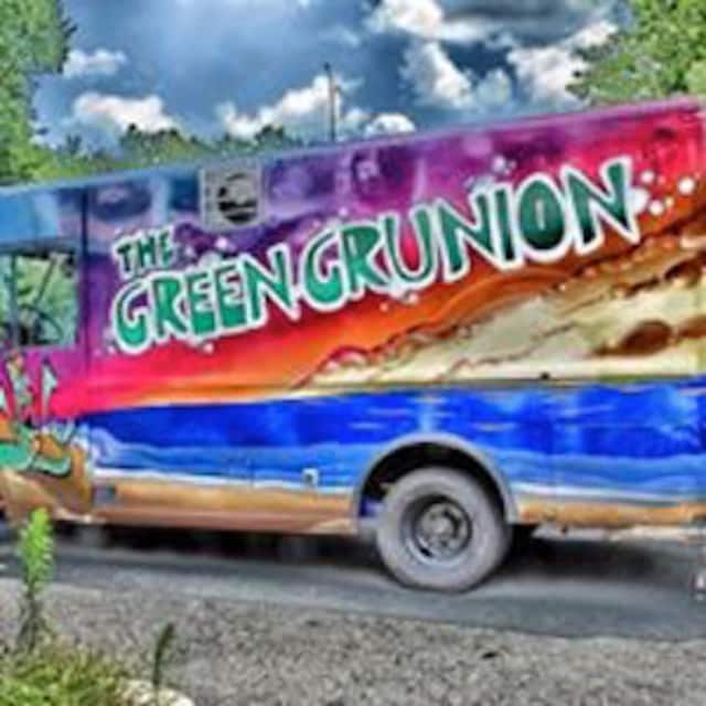 The Green Grunion will be at Food Truck Friday.