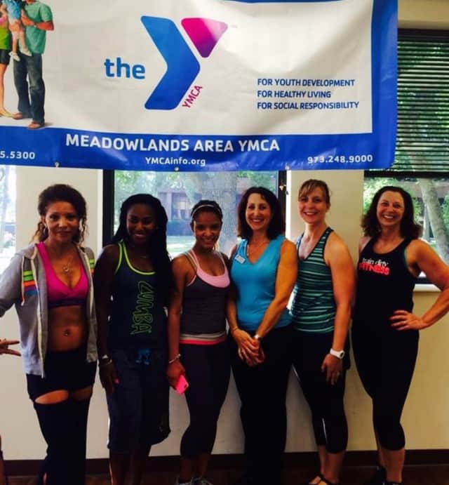 The Meadowlands Area YMCA is helping community members stick to their New Year's resolutions.