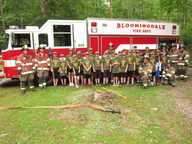 The Bloomingdale Fire Department will hold a chili cook-off Jan. 30.
