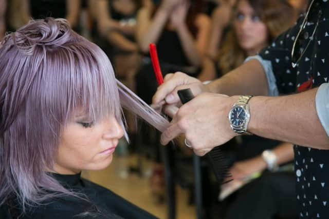 Panico in Oradell is having a cut-a-thon to benefit River Dell High School's project graduation.