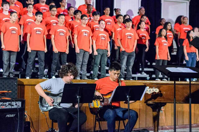Bergenfield High School students will perform in the annual holiday concert Dec. 22.