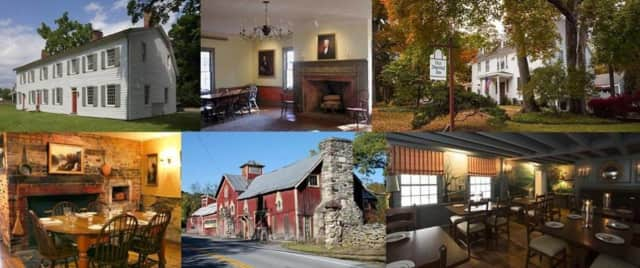 The Historic Tavern Trail of Dutchess County will combine cuisine with local history at various places throughout the area.