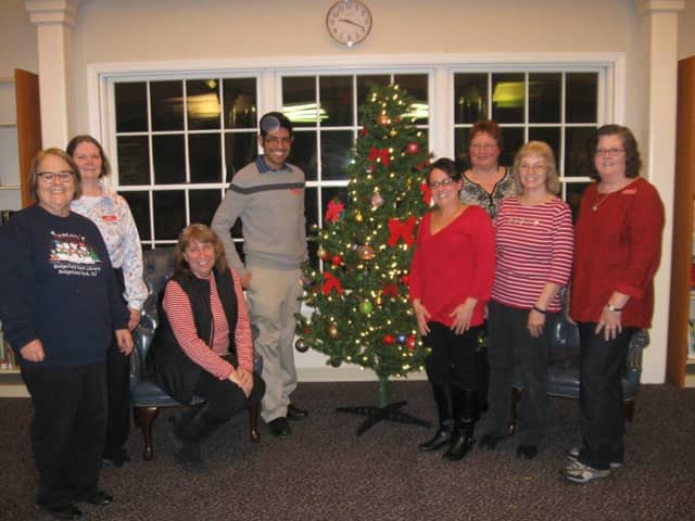 Celebrate the holiday season with the Ridgefield Park Public Library.