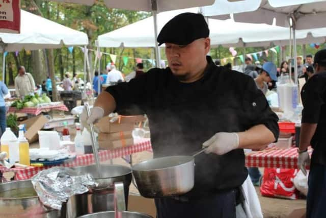 Typical Japanese festival foods will be featured at a picnic in Van Saun Park, Paramus.