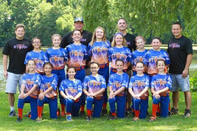 The Storm girl's softball team is among the activities sponsored by Danbury PAL.