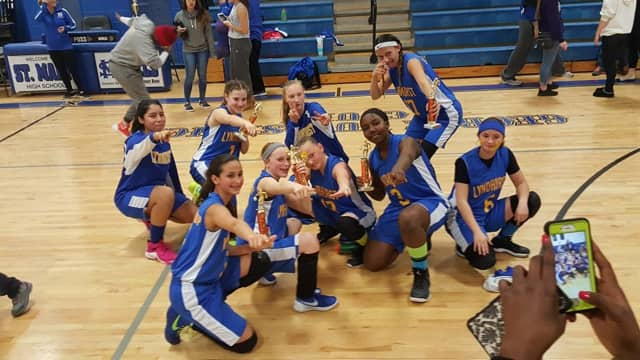 There is still time to register for the Lyndhurst Girls Basketball league.