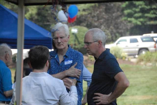 Meet Wilton's Democratic Candidates at an Oktoberfest BBQ on Saturday, Oct. 17.