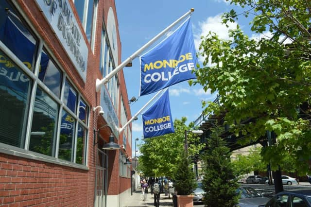 Monroe College in New Rochelle will expand its offerings with a new Barnes & Noble bookstore downtown.