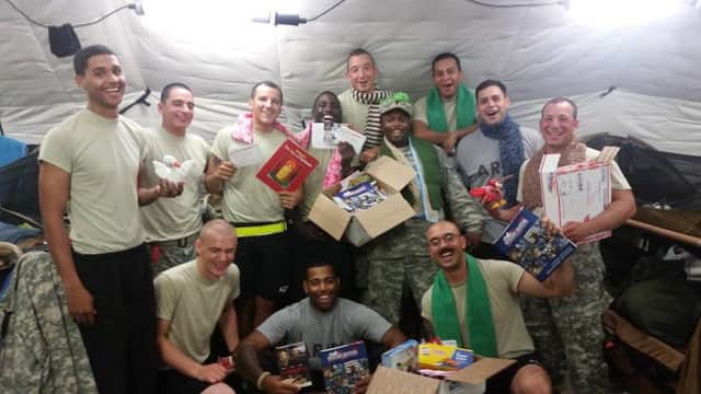 Waldwick is participating in Operation Gratitude, which sends care packages and handwritten notes to U.S. troops.