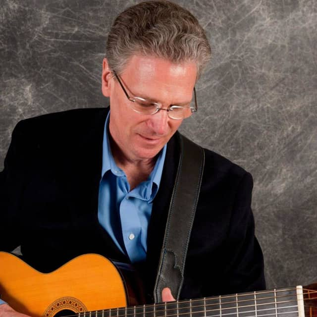 Doug Hartline & Friends will be playing a special benefit concert at Christ Church in Redding on Sunday, January 31.
