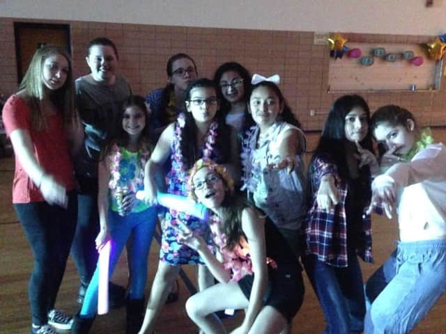St. Leo's students will put on a variety show in Elmwood Park.