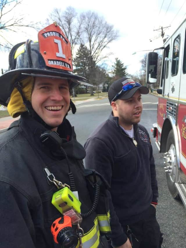 Oradell firefighters are seeking funding help from the community they serve.
