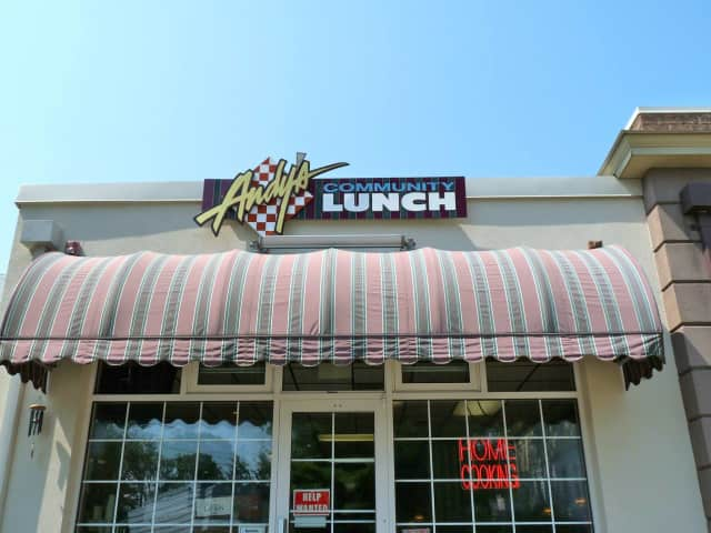 After 38 years, 67-year-old Andy Swankie is selling his Godwin Avenue eatery, Andy's Community Lunch.