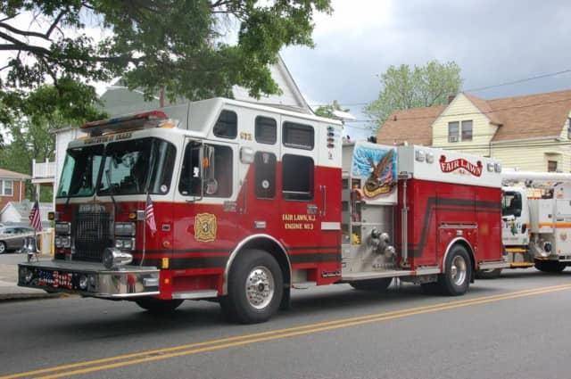 Longtime Fair Lawn firefighter Richard Bente Sr. died.