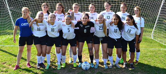 The Concordia College women's soccer program was recognized as a Central Atlantic Collegiate Conference (CACC) Team Sportsmanship Award recipient on Monday morning as announced by the CACC.