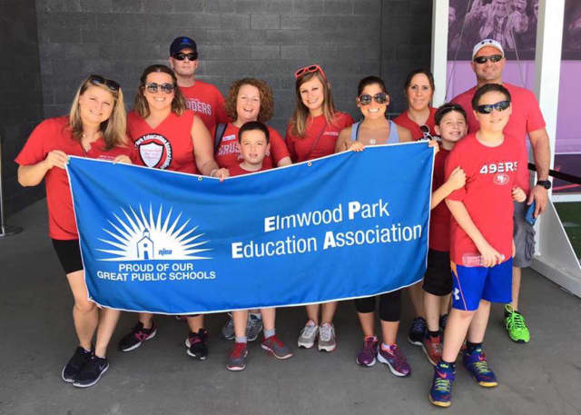 Elmwood Park teachers will join Autism Speaks Walk.