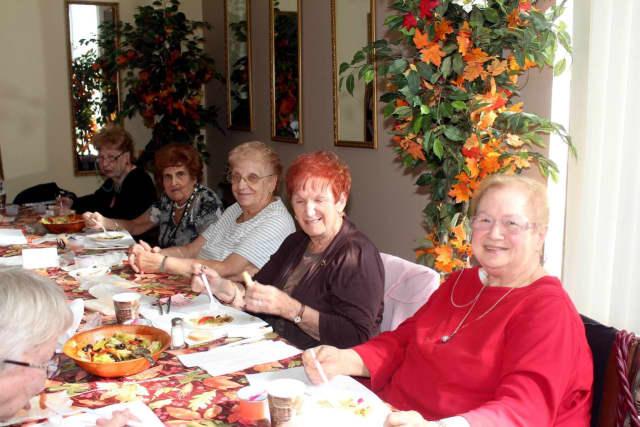 The Lyndhurst Department of Parks & Recreation is having a luncheon for Lyndhurst senior citizens April 15.
