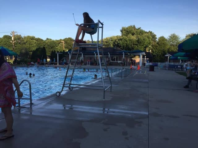 Glen Rock Municipal Pool