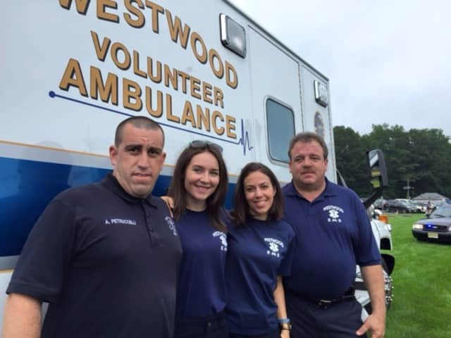The Westwood Volunteer Ambulance Corps needs volunteers.