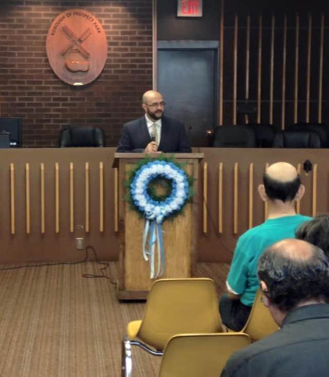 Prospect Park Mayor Mohamed Khairullah will take part in the borough's annual Black History Month celebration Feb. 29.