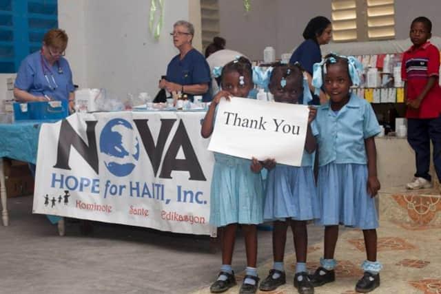NOVA Hope for Haiti based in Emerson is holding a casino night in Park Ridge.