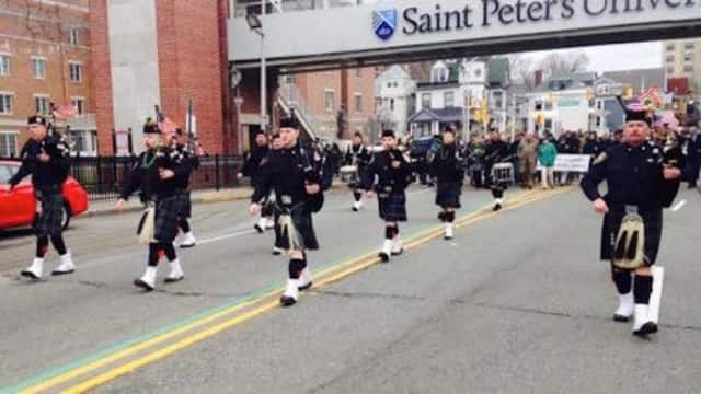 The Passaic County Emerald Society Pipes and Drums will perform at the Memorial Day parade in Wayne.