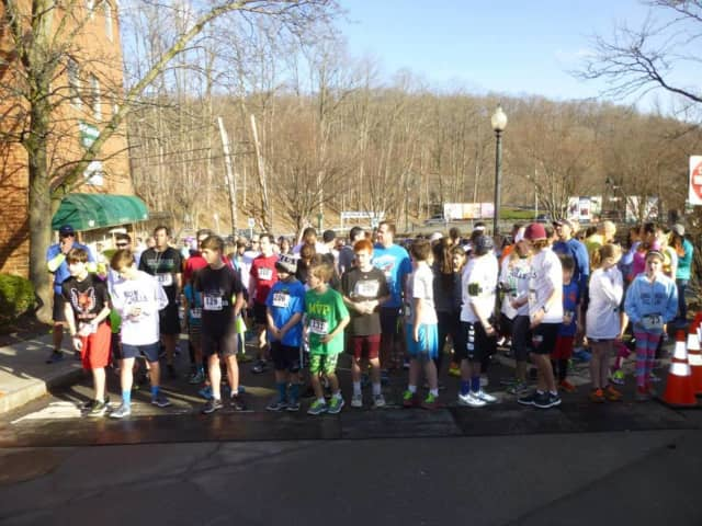 """The Bedford Hills annual 5K road race """"Run for the Hills,"""" will take place at 8:30 a.m., Saturday, April 9."""