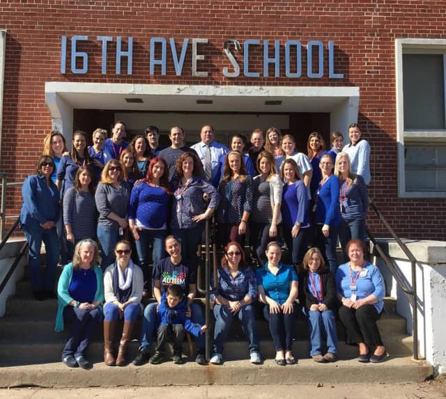 Elmwood Park school staff.