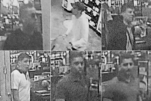 If you recognize any of the suspects, or have information that could help the investigation, authorities ask that you call River Edge police: (201) 262-1233.