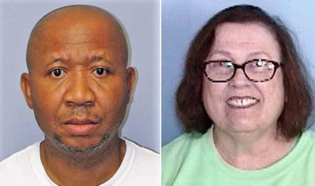 Richard C. Okorie, Barbara Lynn Alexander