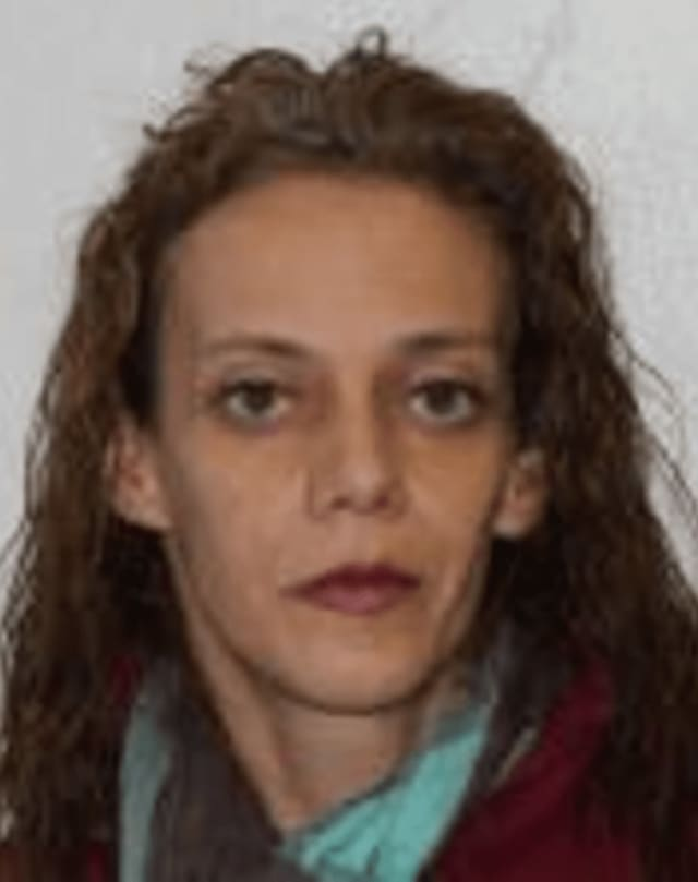 Newburgh resident Brittany Shay, 39, was arrested for attempting to sneak drugs to an inmate at the Fishkill Correctional Facility.