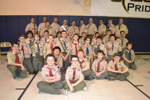 Saddle Brook Boy Scout Troop 213 will hold a chili contest Jan. 31.