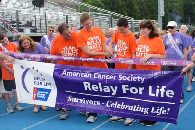 Relay for Life Team Carmelo Chapter is in memory of student Carmelo Marrabello III.