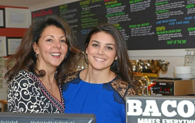 Giovanna's Gourmet Take Out is located in Ramsey.