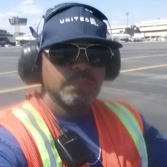 Carlos Consuegra, of Union City, was a United Airlines employee at Newark Airport.