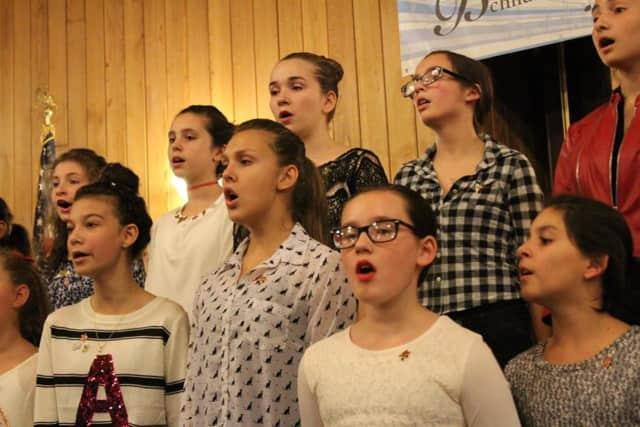 The Bloomingdale children's choir starts up again Jan. 13.