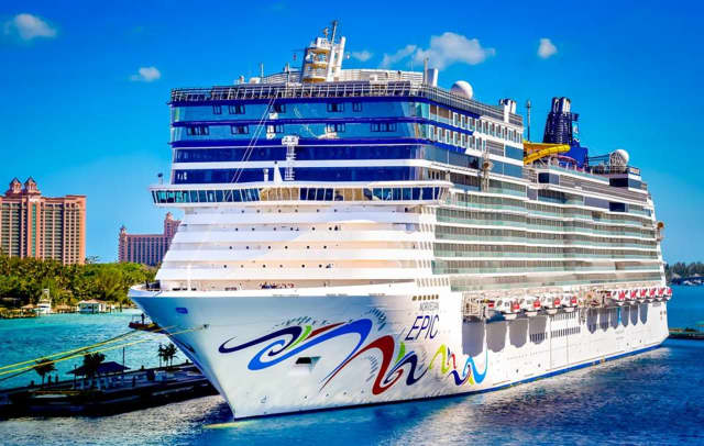 Norwegian Cruise Line issued an apology for the unexpected change in itinerary.