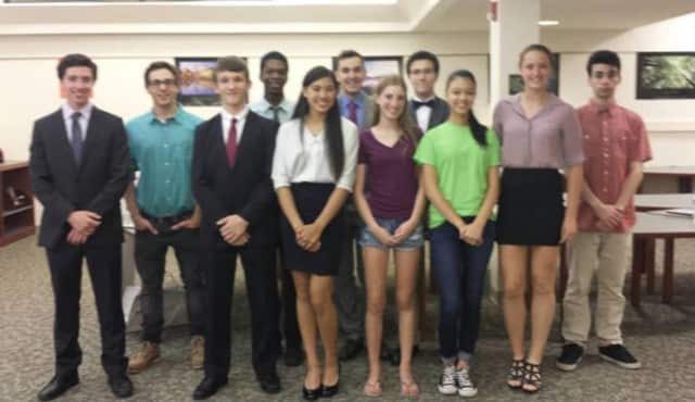 Wyckoff students can win a scholarship by coming up with business ideas.