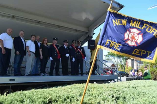 New Milford Celebrates Its 100th Anniversary by reflecting on the past and renovating the firehouse for the future.
