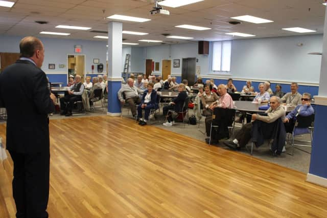 The Paramus Senior Center, The Paramus Board of Health and The Valley Hospital are hosting a celebration of its new partnership with an Eat & Greet.