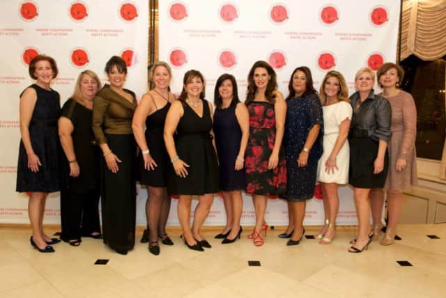 The Julia's Butterfly Foundation Board of Directors during the 2014 Butterfly Ball.