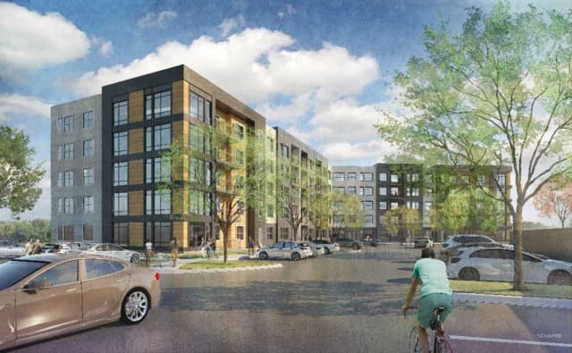 A $95 million apartment complex is heading to Westchester.